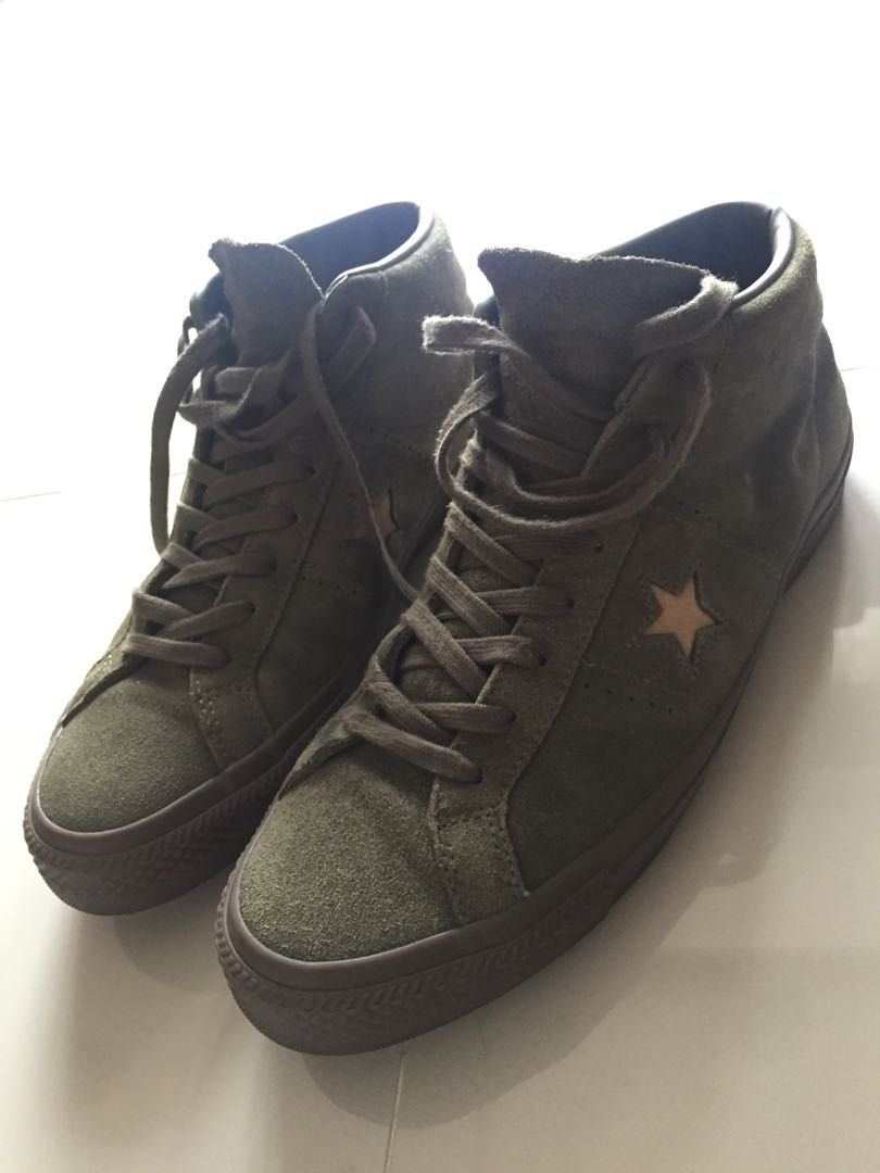 Converse hi-tops sneakers