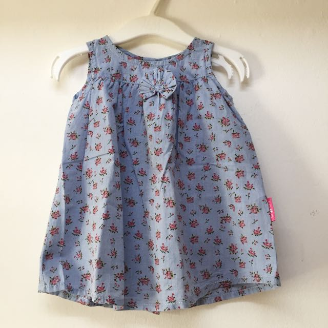 Cool Baby Flower Dress