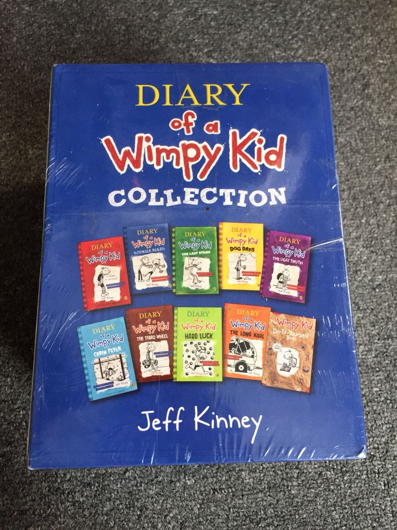 Diary of wimpy kid collection books books on carousell home books books photo photo solutioingenieria Images
