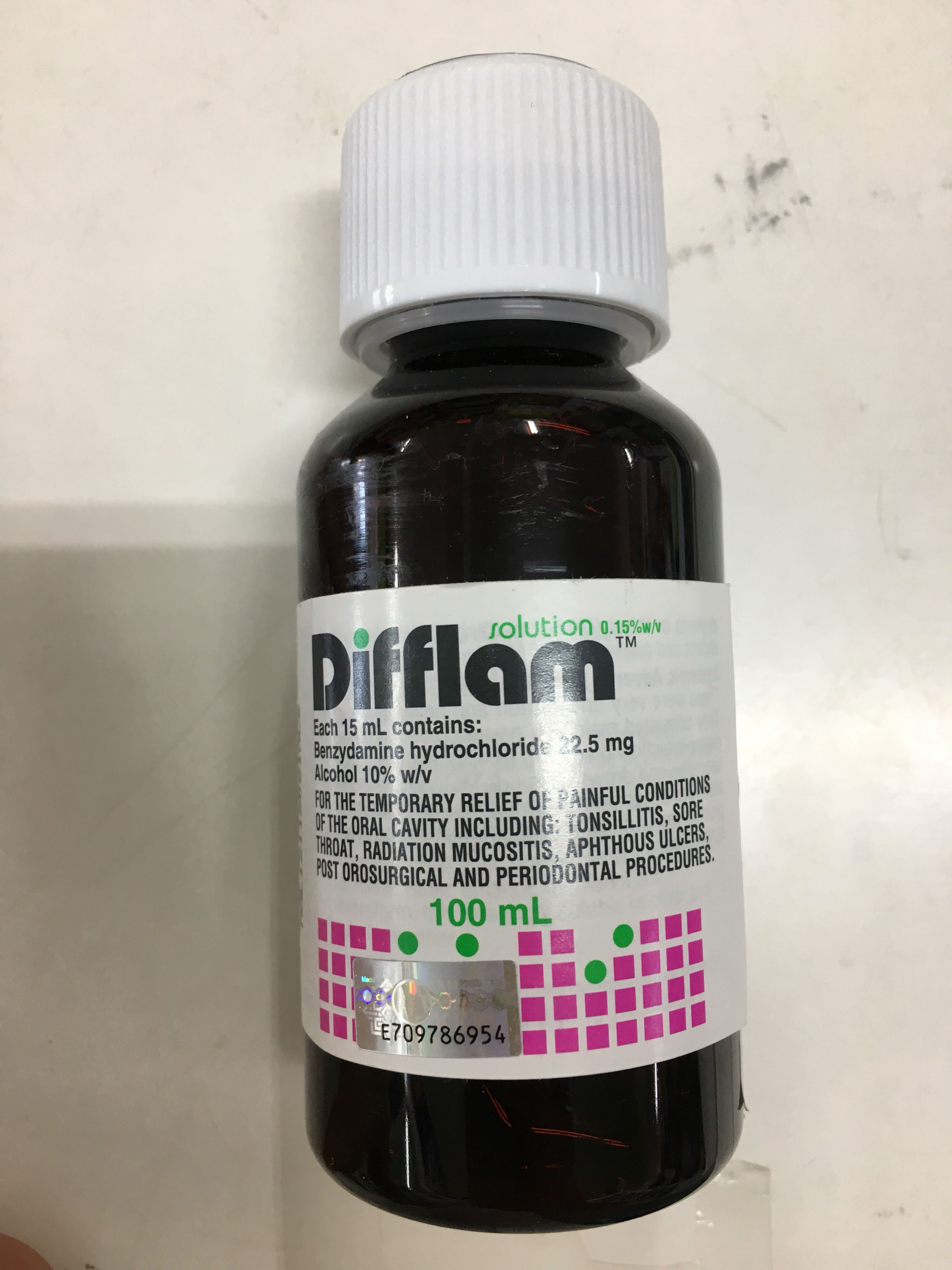 Image result for Difflam Gargle