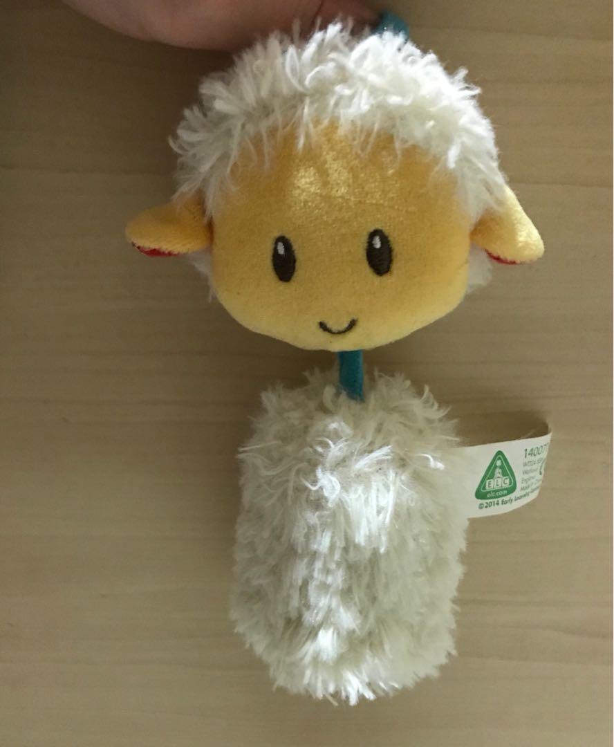 ELC - Wooly Lamb