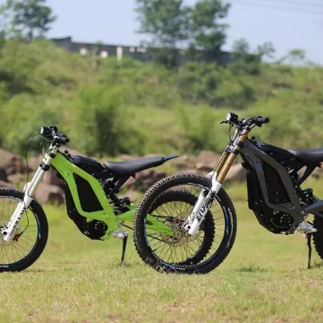 E-Motor Sur-ron Electric motocycle off-road electric mountian bicycles super Ebike all terrain SUV electric mountian bike