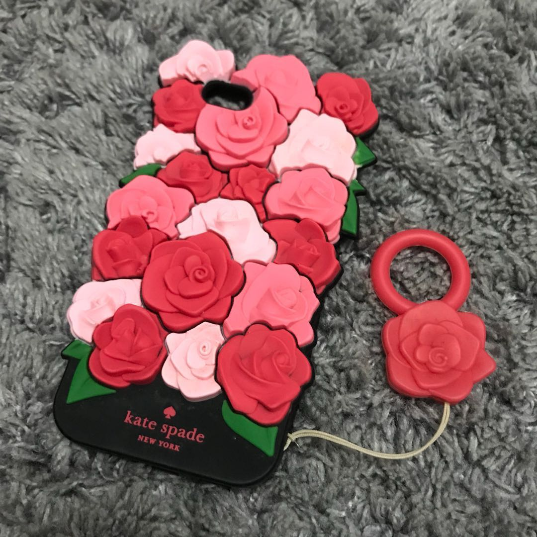 Floral Silicon Case for iPhone6-6s