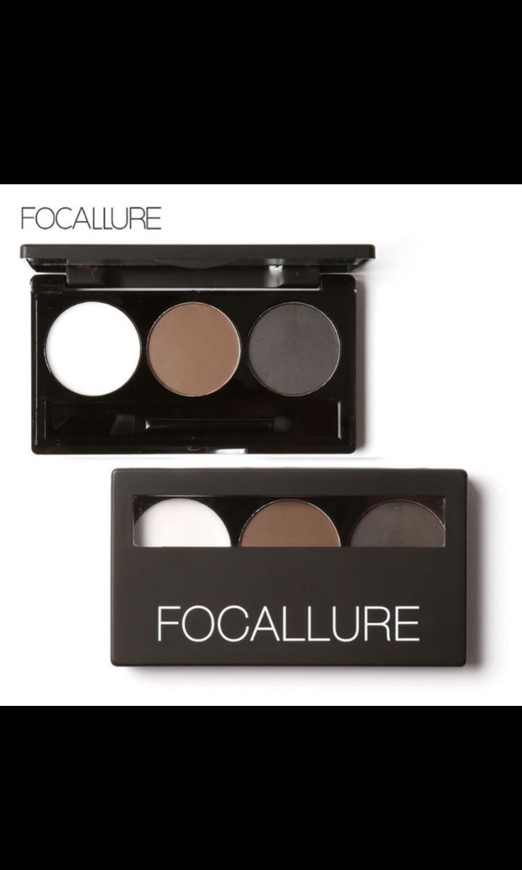 Focallure Eyebrow Powder 02