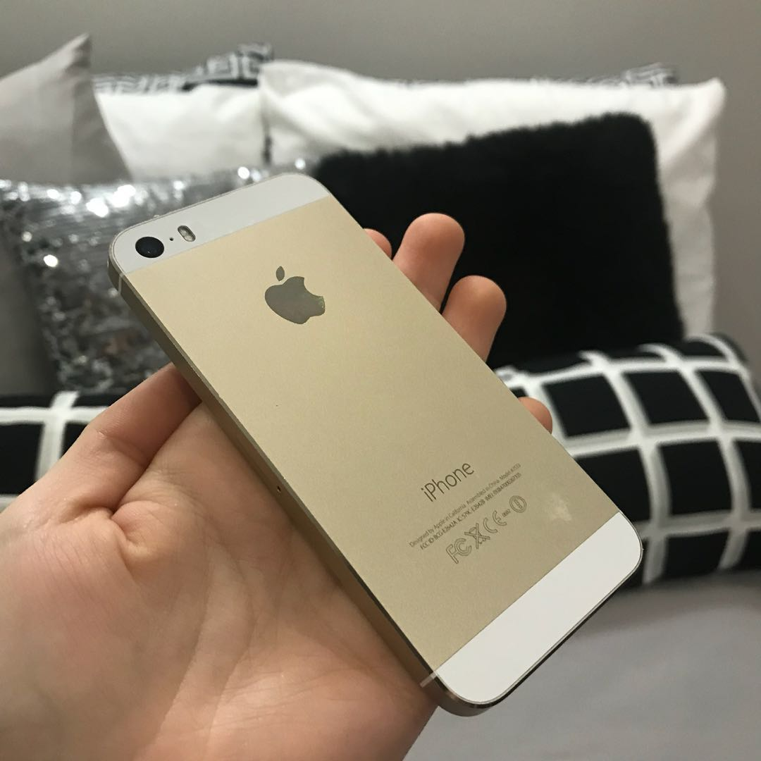 [FOR PARTS] iPhone 5s