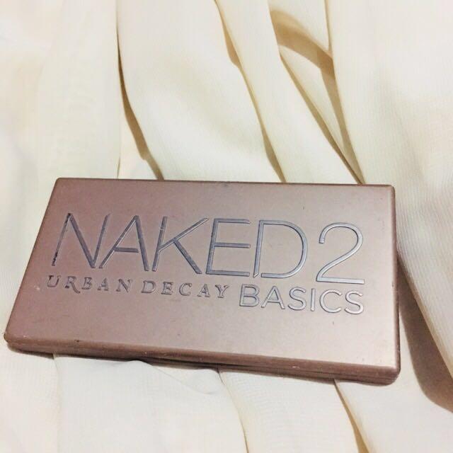 (Free shipping within MM) Naked 2 Basics