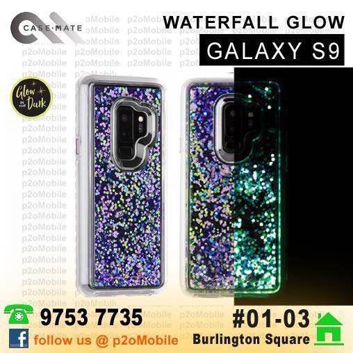 separation shoes 85df2 60293 [Galaxy S9] Case-Mate Waterfall Glow for Samsung Galaxy S9