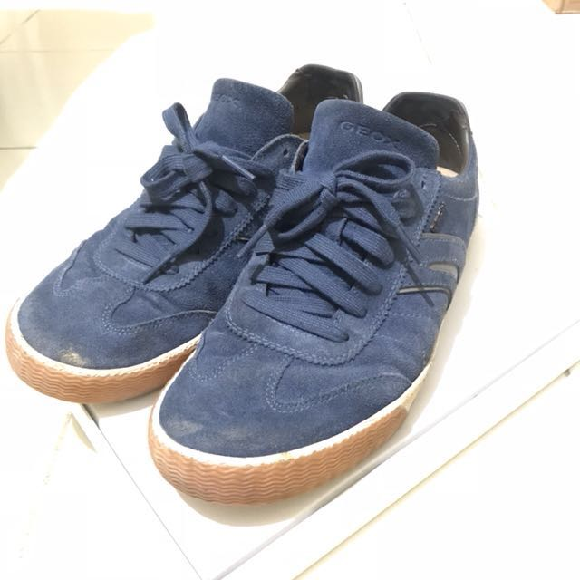 Geox casual suede
