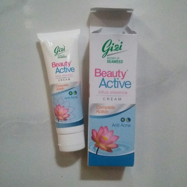 Gizi Beauty Active With Lotus Essence