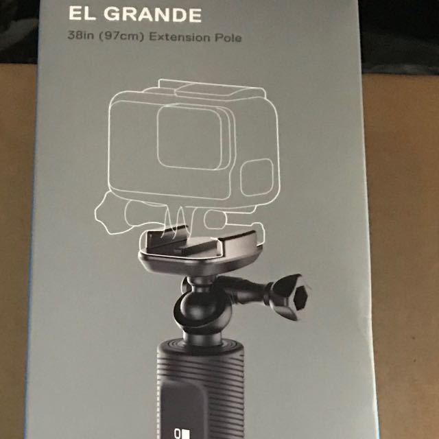 GoPro EL Grande 38inches extension pole ORIGINAL