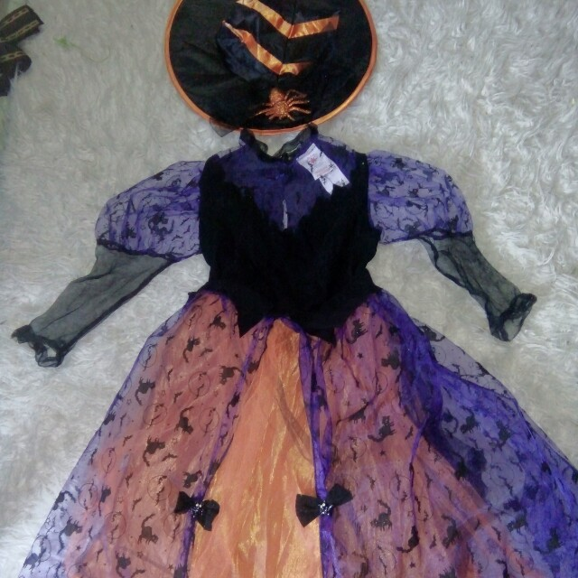 Halloween costume 5-6 yrs old