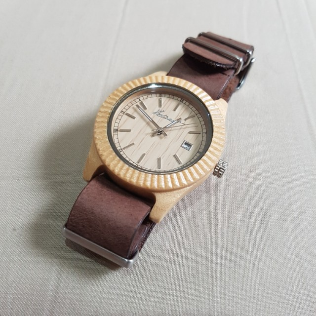 Hand2Craft Wooden Watch