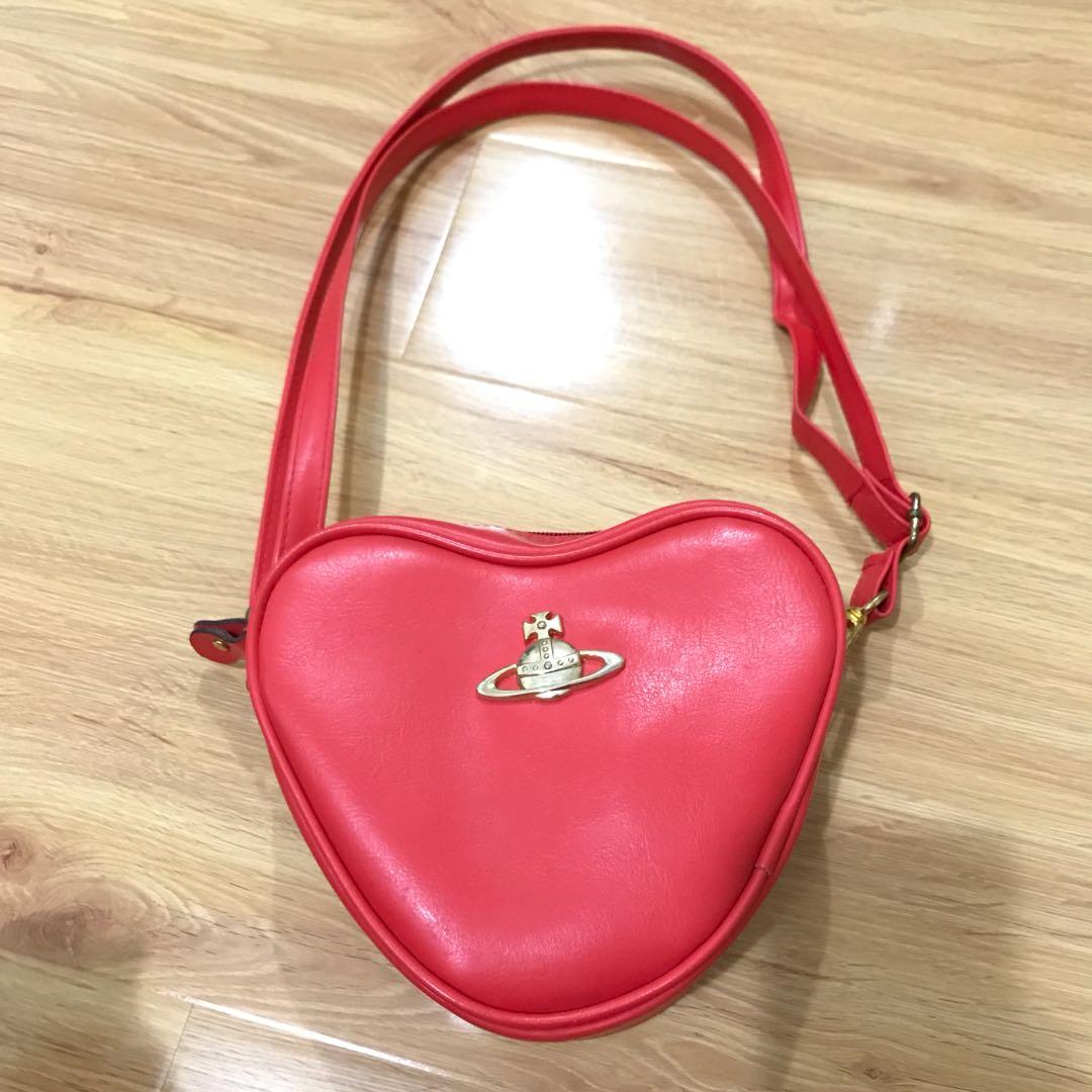 Heart Shapes Shoulder Bag