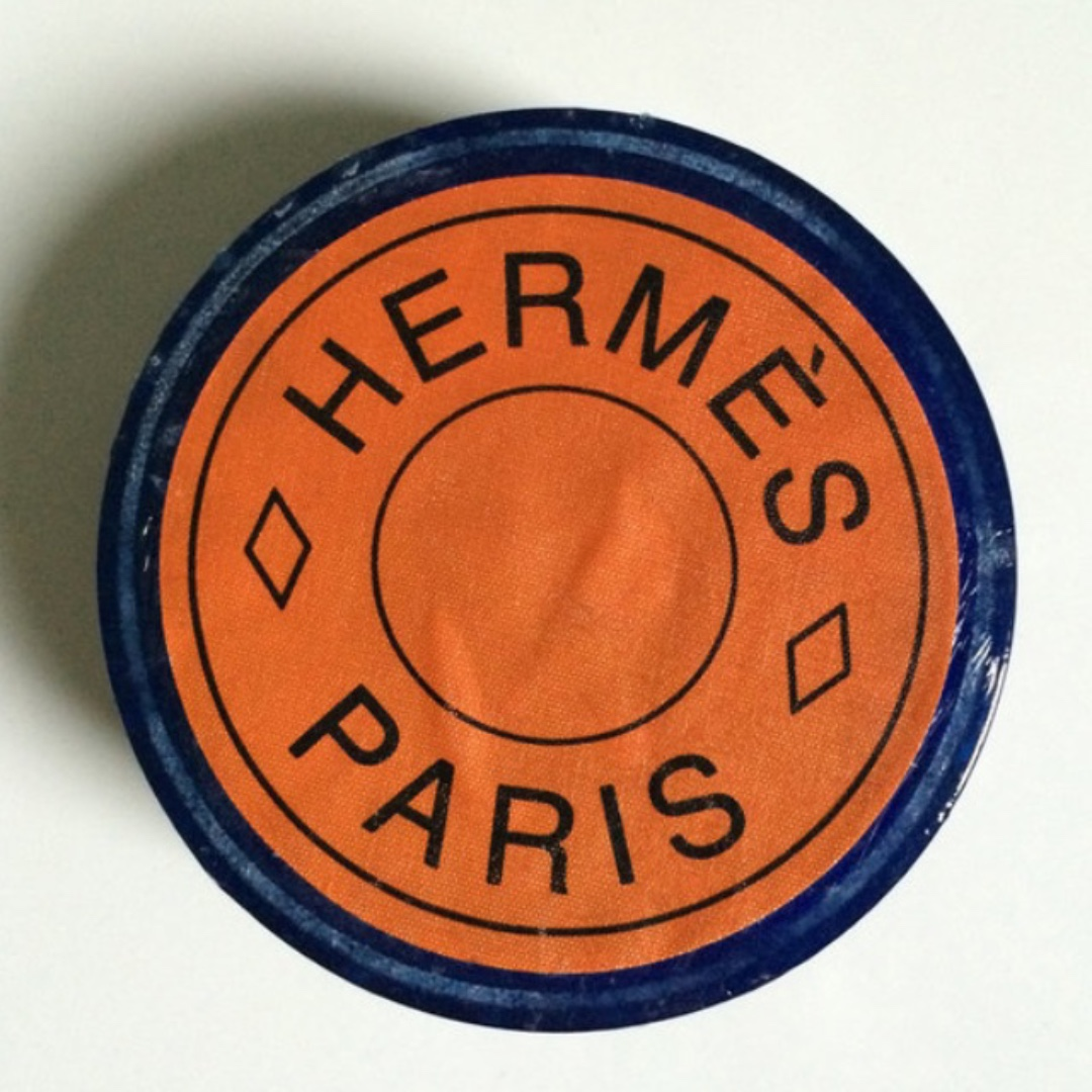 Hermes 全新 馬皂(專門製造給動物清潔的肥皂) 專櫃購入