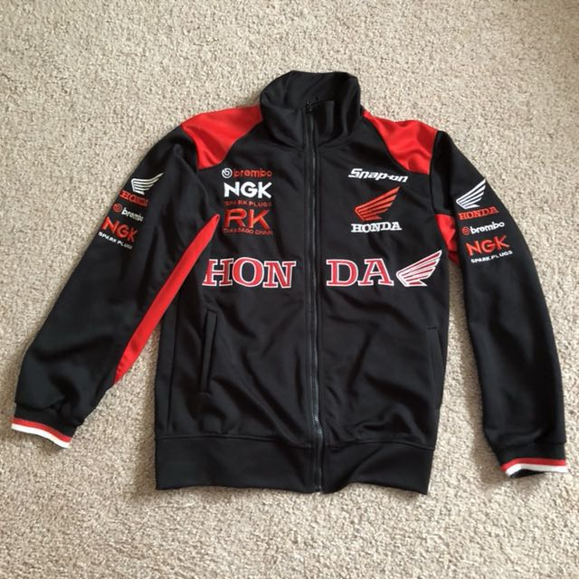 Honda racing biker jacket
