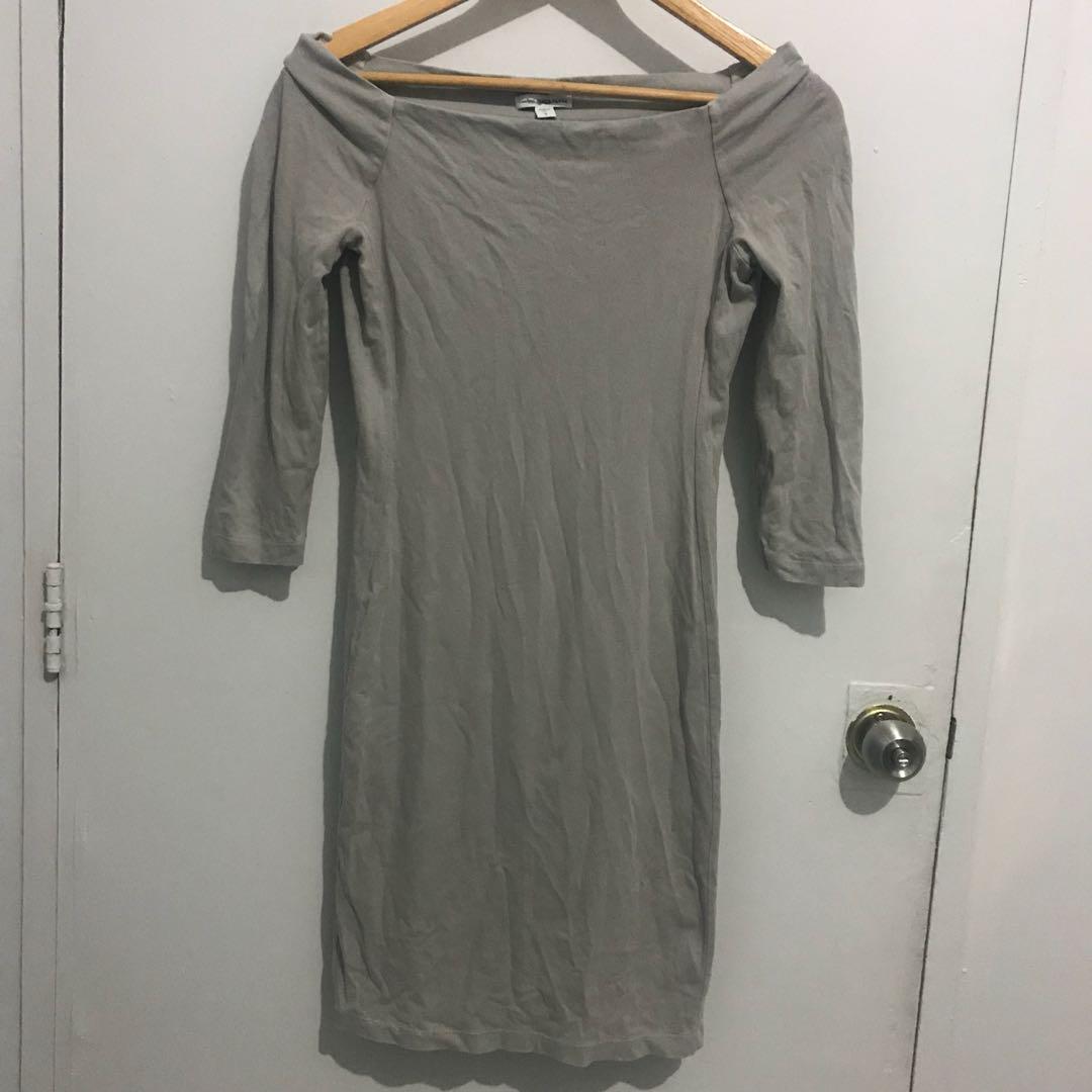 James Perse Bodycon Dress