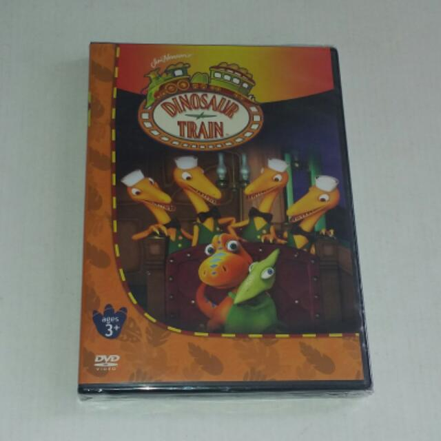 Jim Henson's Dinosaur Train DVD