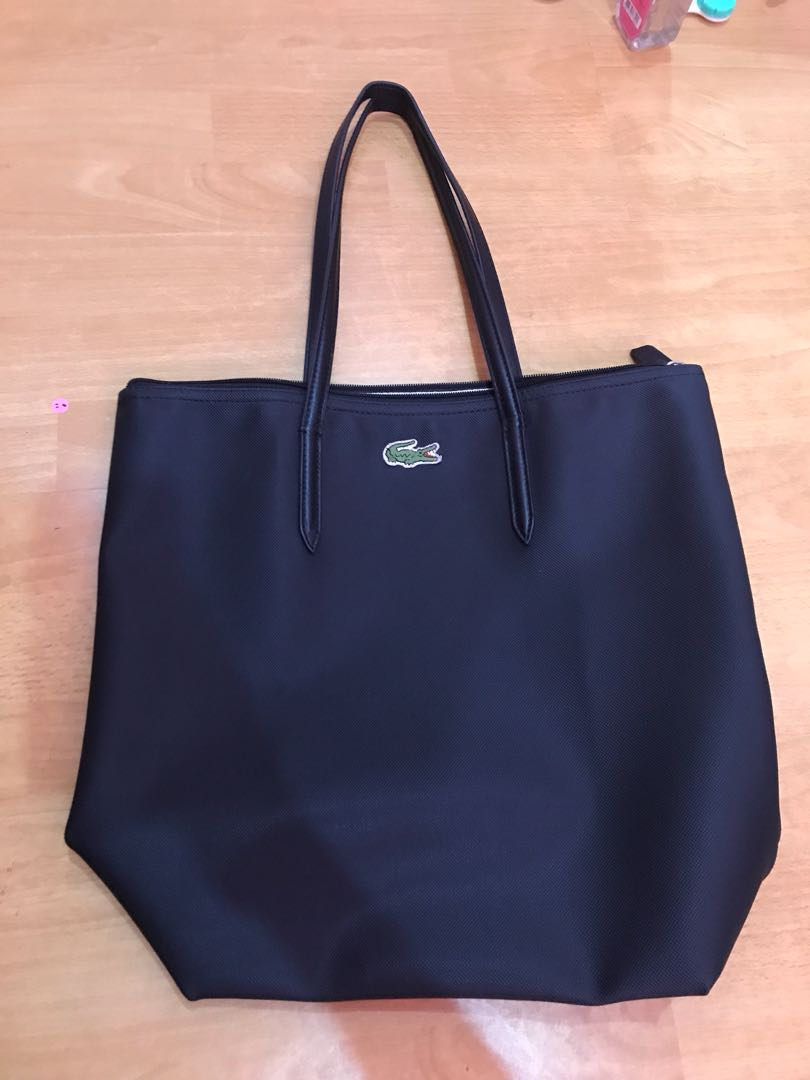 Lacoste Navy Blue Bag