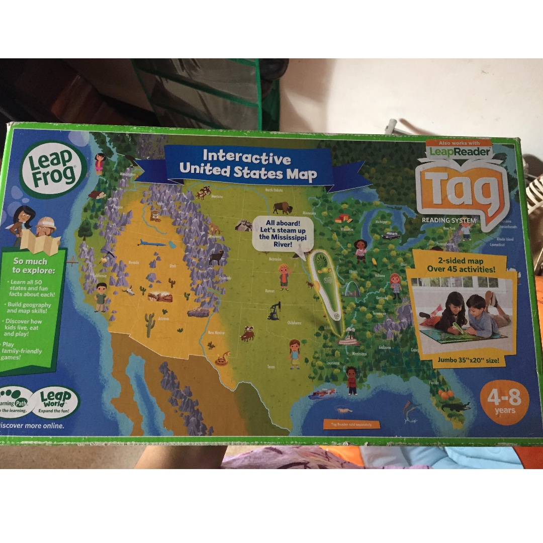 Leapfrog Interactive United States Map.Leapfrog Interactive United States Map Map Pattern