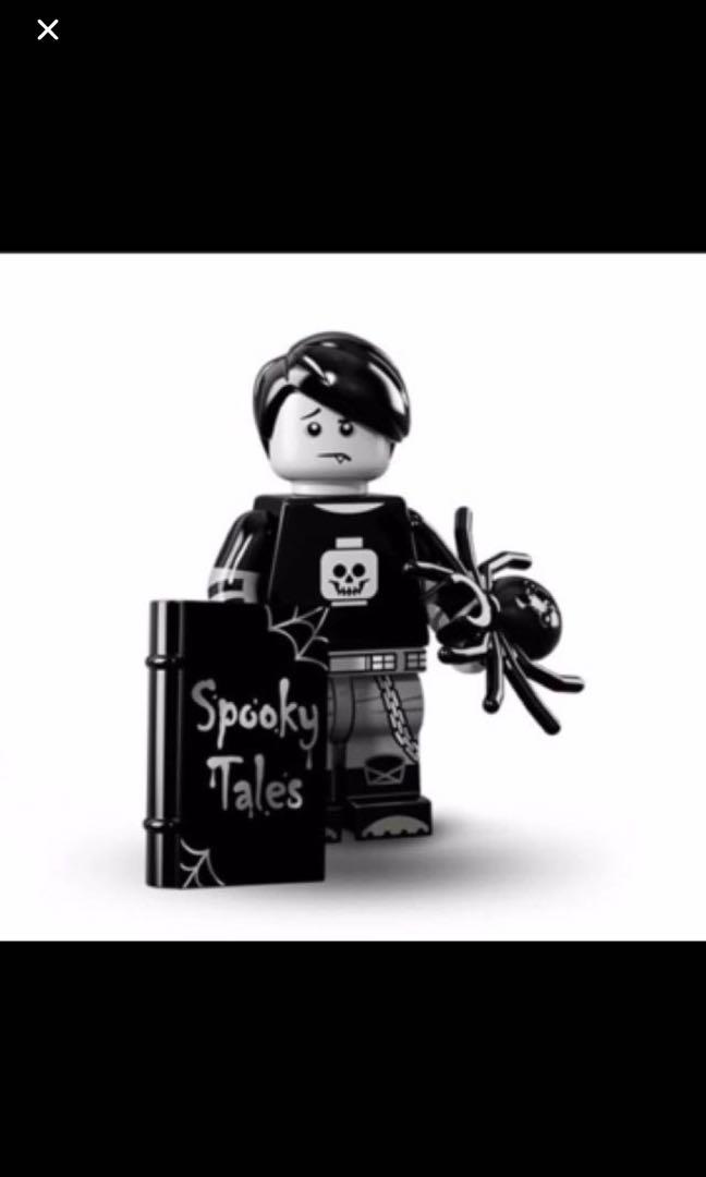 LEGO MINIFIGURES SERIES 16 71013 Spooky Boy Collectible
