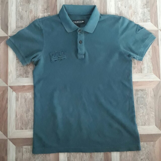 Macbeth polo shirt for sale