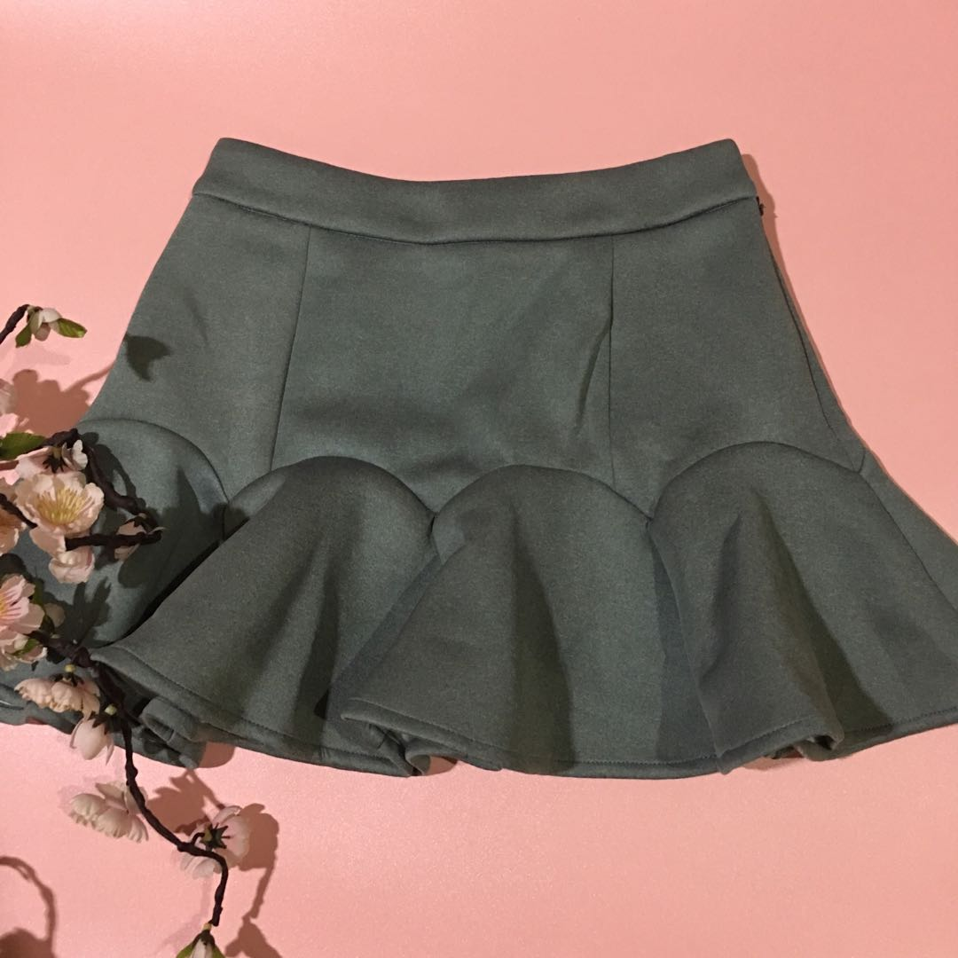 MDS flare skirt