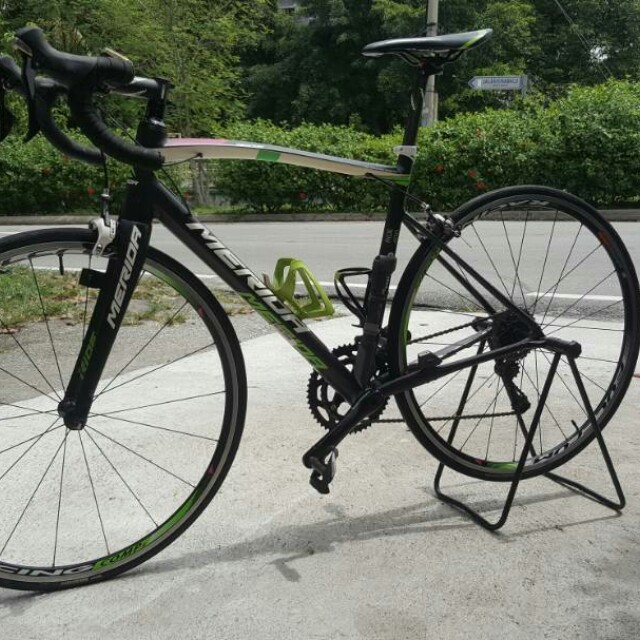b4150dda0c2 Merida Ride 400 Lampre, Sports, Bicycles on Carousell