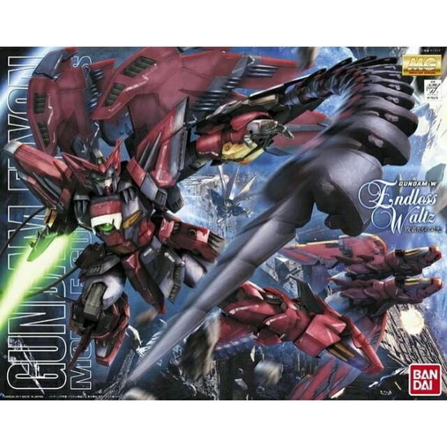 MG Gundam Epyon EW (Built)