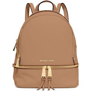 Michael kors rhea mini backpack
