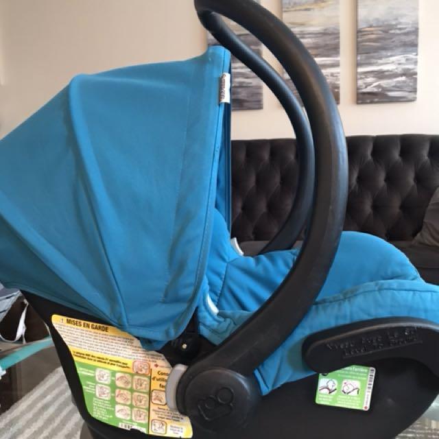 Mico maxi-cosi car seat