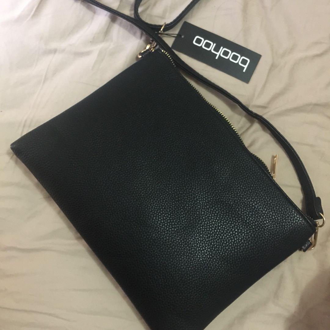 Millie zip top cross body bag