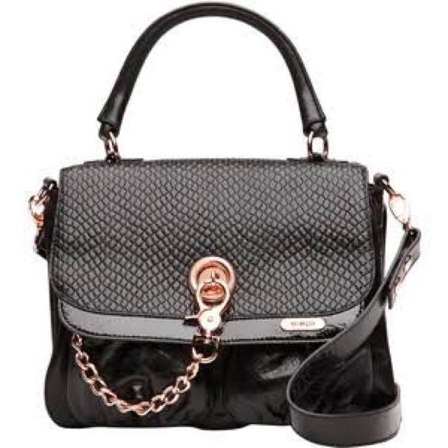 Mimco Victorian Satchel Bag