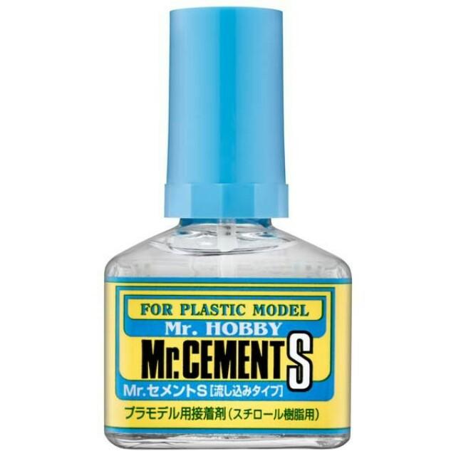 Mr Hobby Mr Cement S 40ml