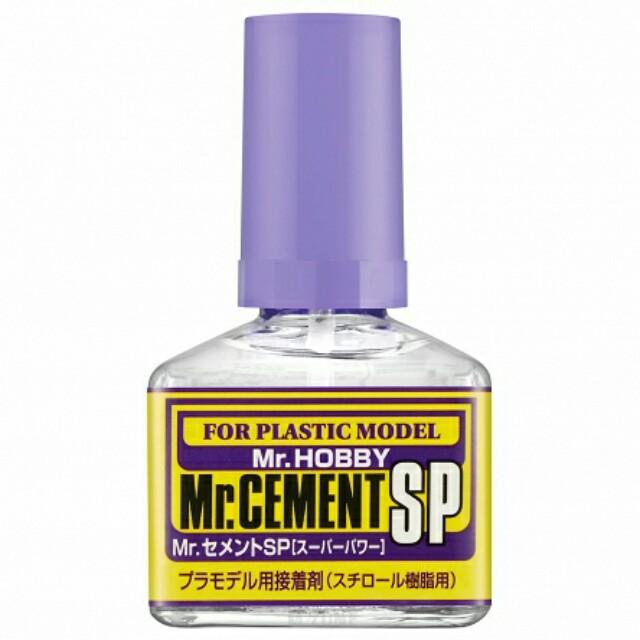 Mr Hobby Mr Cement SP 40ml