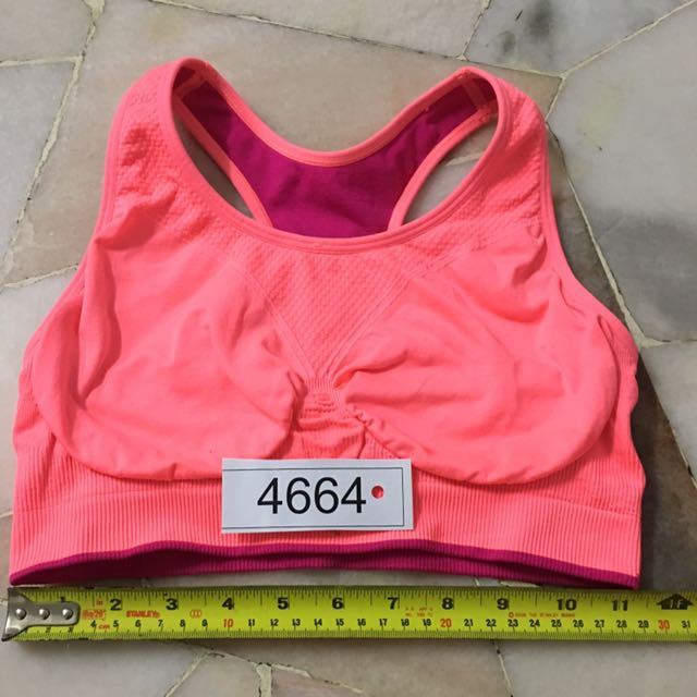 M&S sport bra non padded size M no 4664