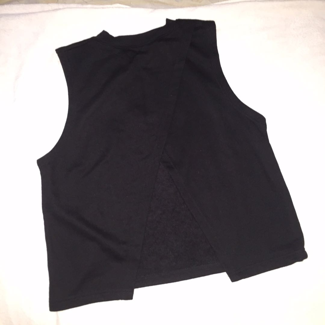 Muscle Sleeve Blouse