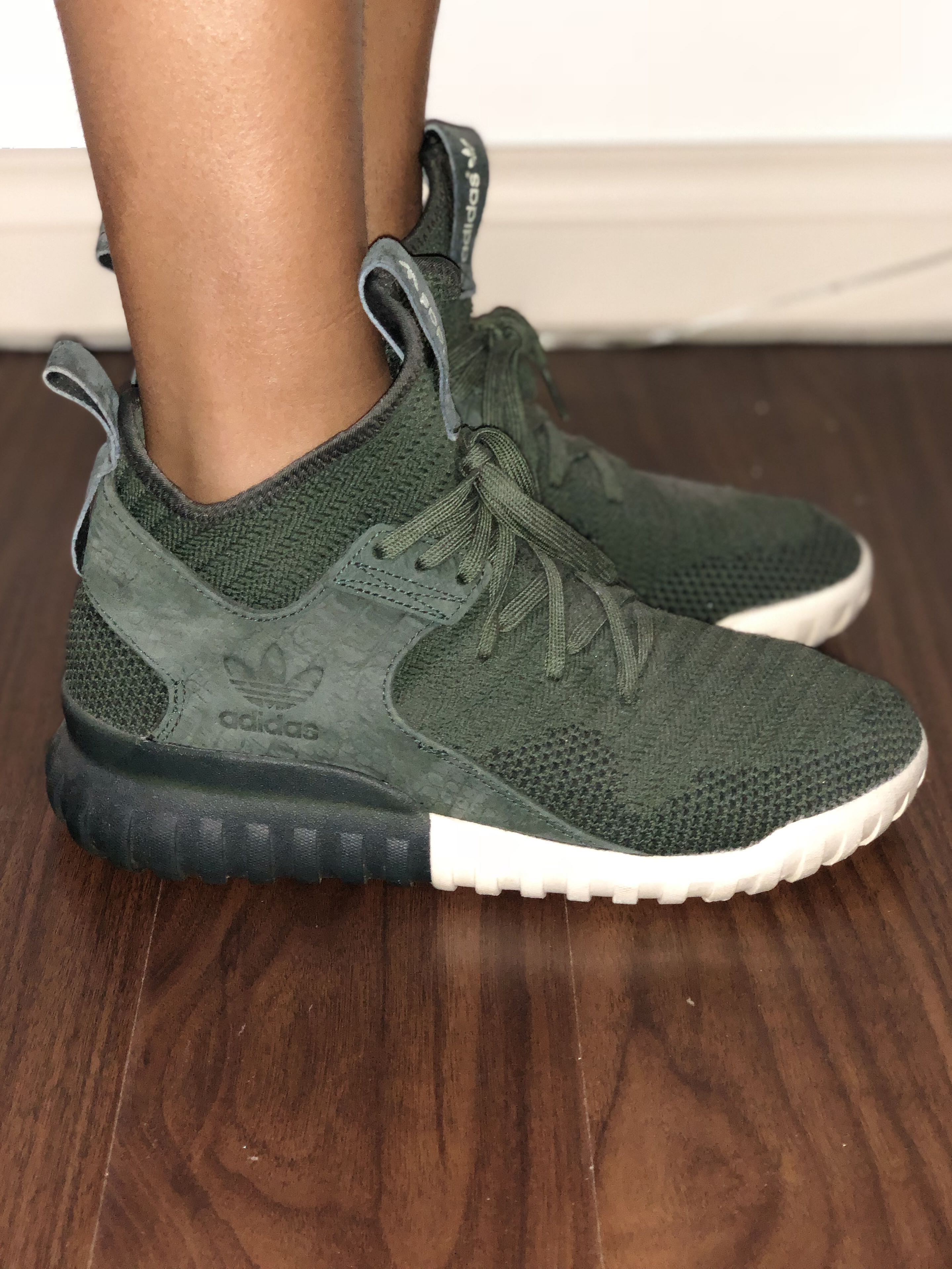 promo code a36bc 37b9c NEW Adidas Tubular X, Women's Fashion, Shoes on Carousell