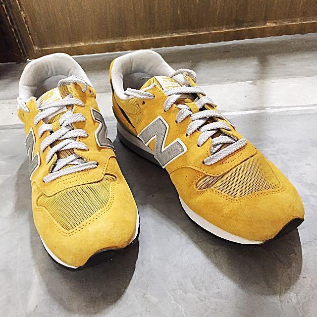 new balance revlite 996 yellow ii - 60