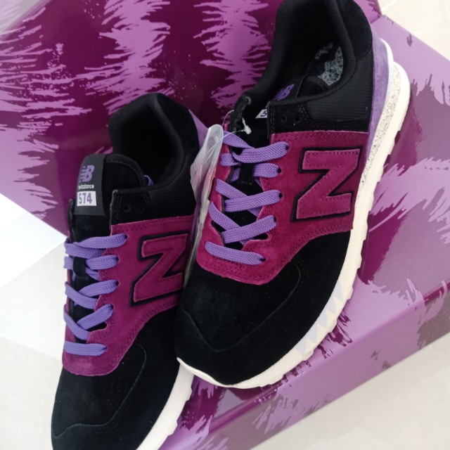 best service ff8da f1182 New Balance x SneakerFreaker 574 Tassie Devil, Men s Fashion, Footwear,  Sneakers on Carousell