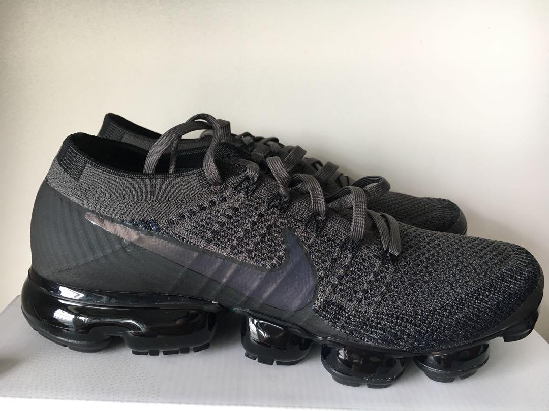 20f3b962f9dd Nike Air Vapormax Flyknit Black