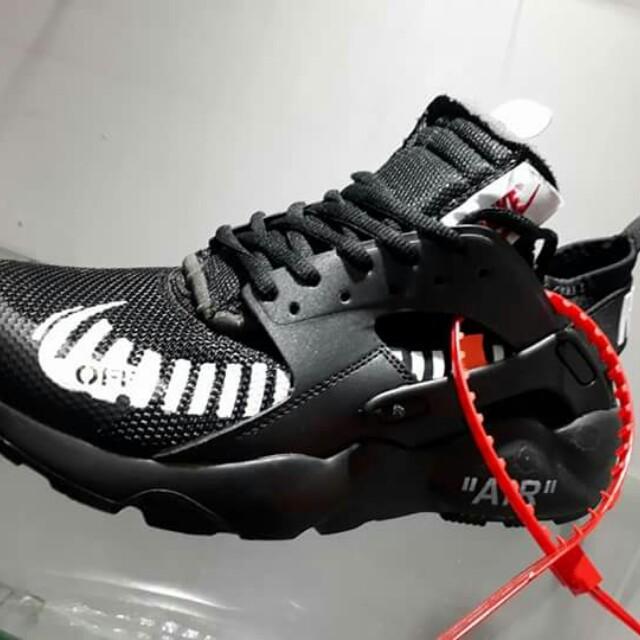 Footwear Fashion White Men's Nike Carousell Huarache Off On SqfARA
