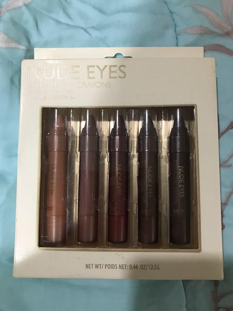 Nude Eyes - Crayon Eyeshadow