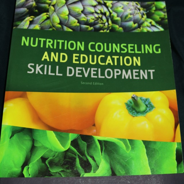 Nutrition Counseling and Education Skill Development 2nd edition textbook