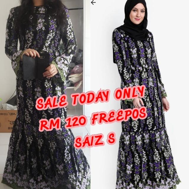 NWT ZALIA FLORAL LACED DRESS