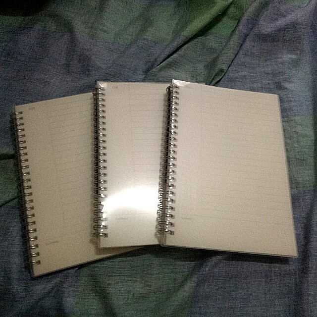 ONHAND: A5 CORNELL NOTEBOOKS WITH ROPE