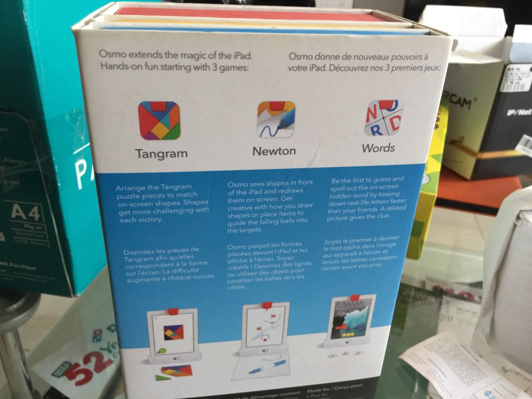 Osmo for sale (use with ipad)