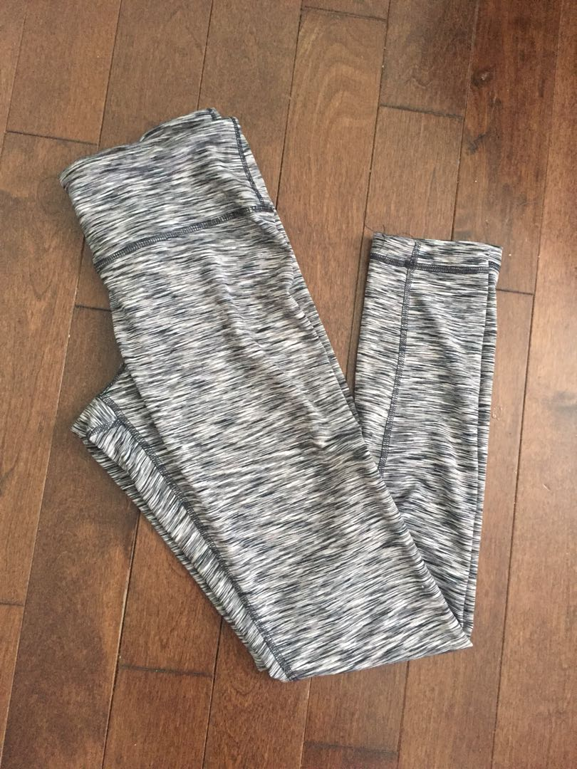 Patterned Work Out Leggings