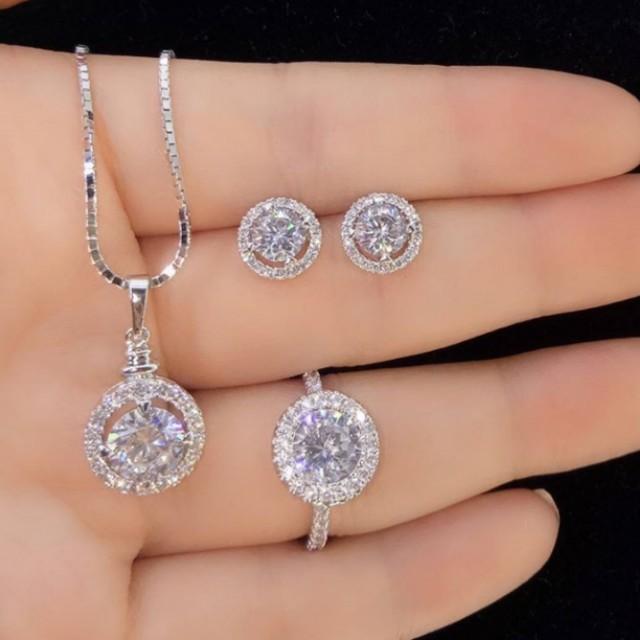 perhiasan emas set