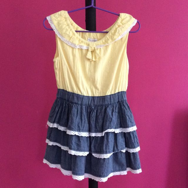 Piper Posie Dress Babies Kids Girl S Apparel On Carousell
