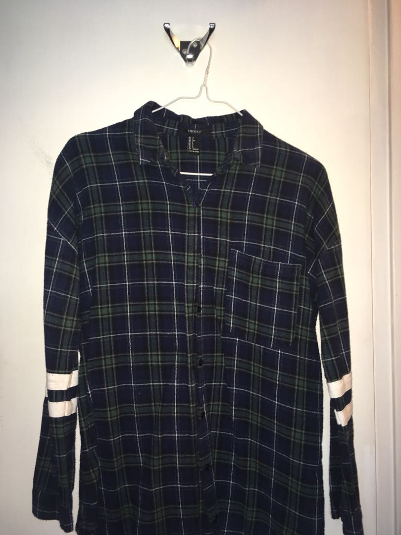 Plaid shirt from forever 21